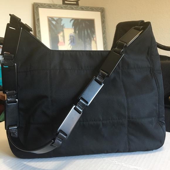 Prada Nylon Shoulder Bag. M 5b2fc71c03087cba508727a1 b5e2fc4a72